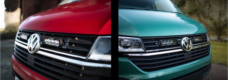 Nytt LAZER Grillekit til VW Transporter T6.1!