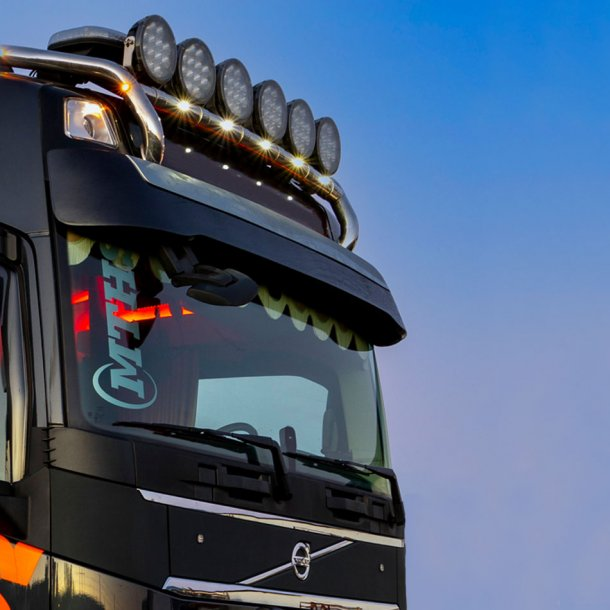 Solskjerm for Volvo FH4 og 2020-